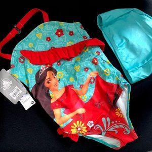 Disney Store Licensed girls bathers swimwear